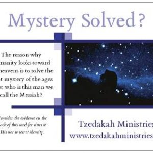 Mystery Solved Tract